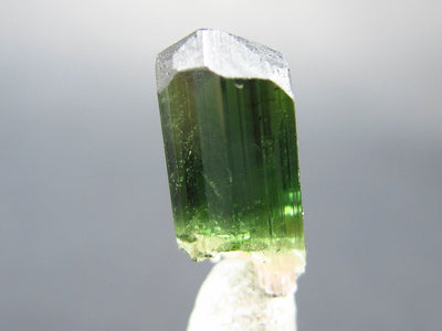 "Rare Watermelon Tourmaline Crystal From Brazil - 1.0"" - 3.55 Carats"