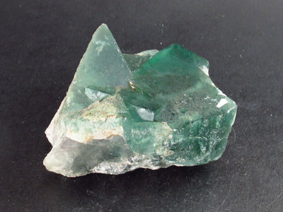 Green Fluorite Cluster From United Kingdom - 2.2""