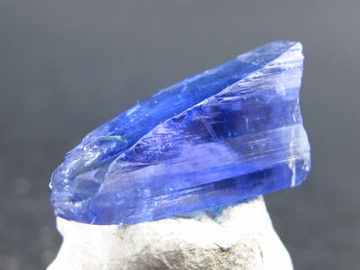 Fine Gem Tanzanite Zoisite Crystal From Tanzania - 9.07 Carats - 0.7""