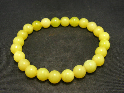 Healerite Bracelet from Northwestern USA - 8mm