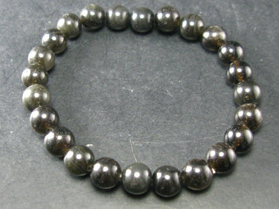Black Obsidian Bracelet - 8mm