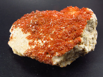 Large Vanadinite Cluster From Morocco - 2.7""