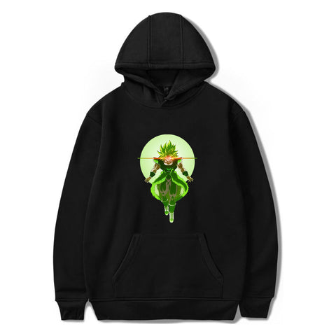 Dragon Ball Super: Hoodie Broly Rage - Otaku & WRLD™