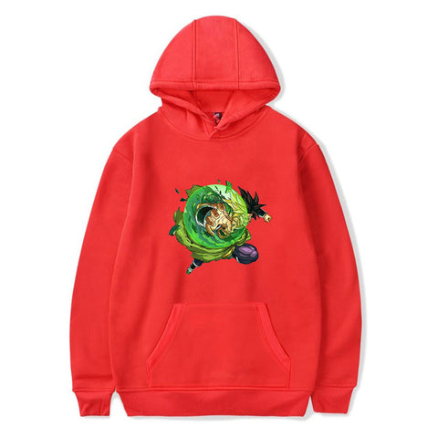 Dragon Ball Super: Hoodie Broly Super Saiyan - Otaku & WRLD™