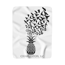 Load image into Gallery viewer, Forever Charleston Fleece Blanket