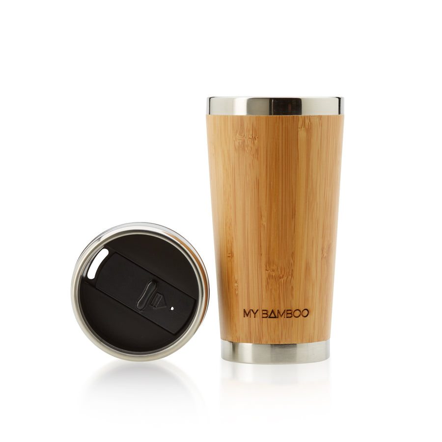 Bamboo Travel Mug - MY BAMBOO