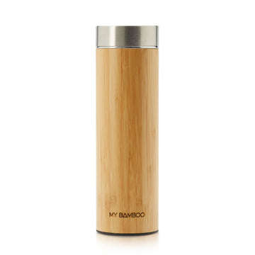 Bamboo and Stainless Steel Tumbler - MY BAMBOO