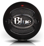 Blue Snowball iCE Condenser Microphone, Cardioid - Black GamingHeadsetPros.com