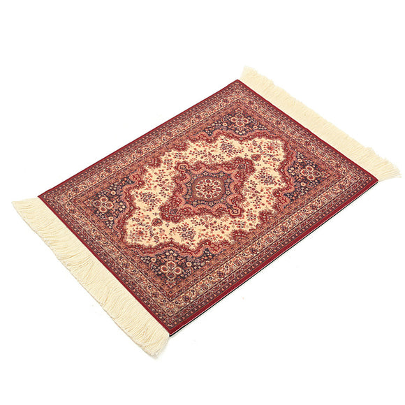 Carpet Style Woven Rug Gaming Mouse Pad GamingHeadsetPros.com
