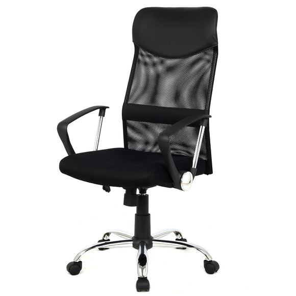 Modern Ergonomic Mesh High Back Office Chair GamingHeadsetPros.com