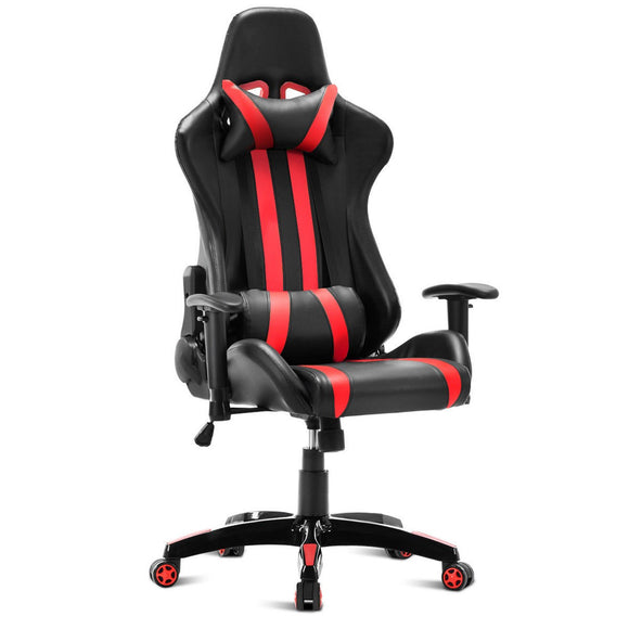 Executive Racing Style High Back Reclining Chair Gaming Chair Office Computer GamingHeadsetPros.com