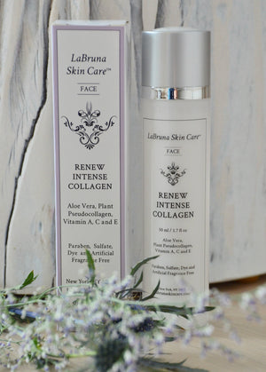 Image of Renew Intense Collagen bottle and box