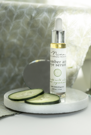 cucumber arnica eye serum