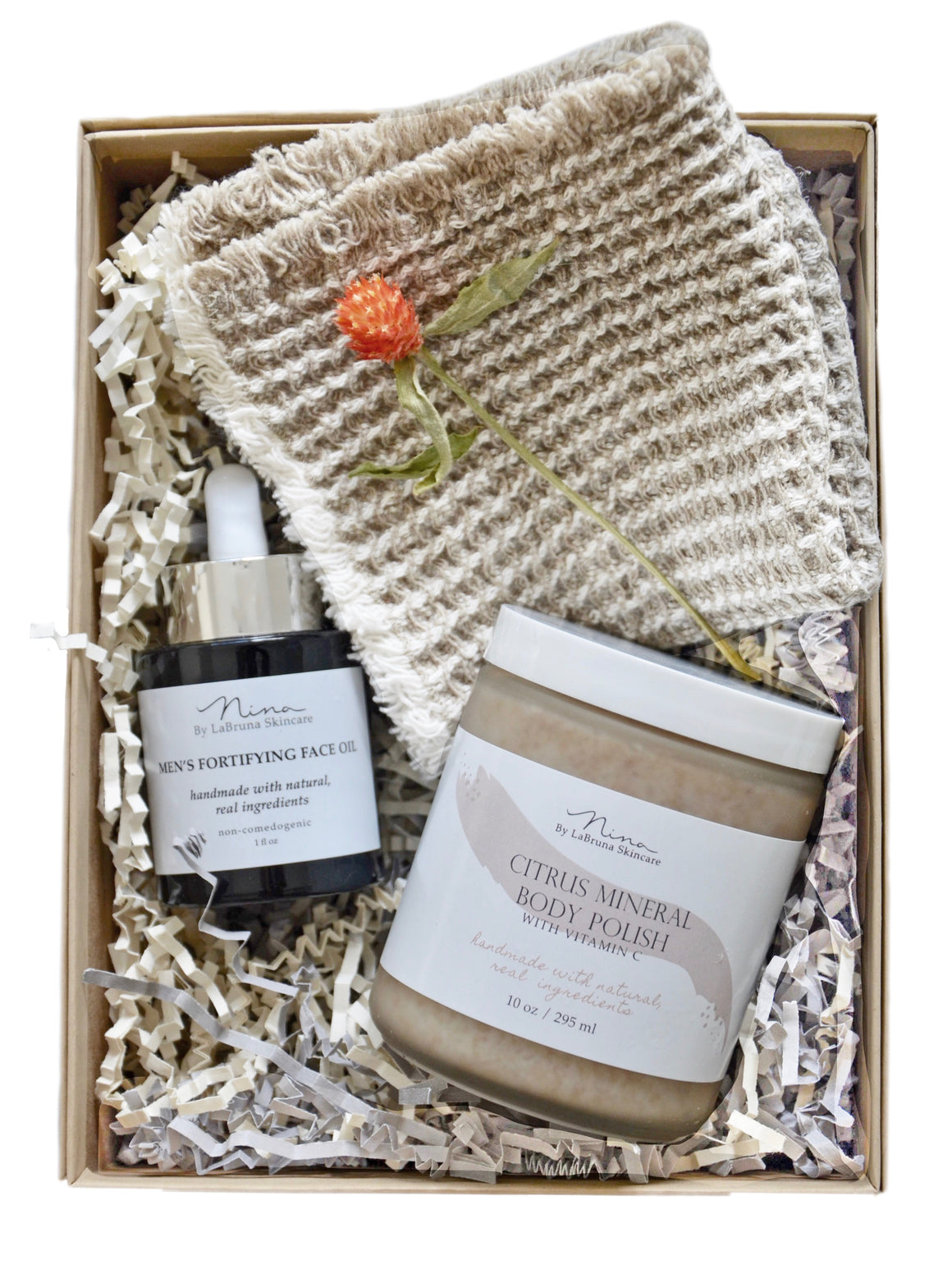 pamper me gift kit inside