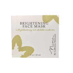 Brightening Face Mask with Goldenberry and Shiitake Mushroom