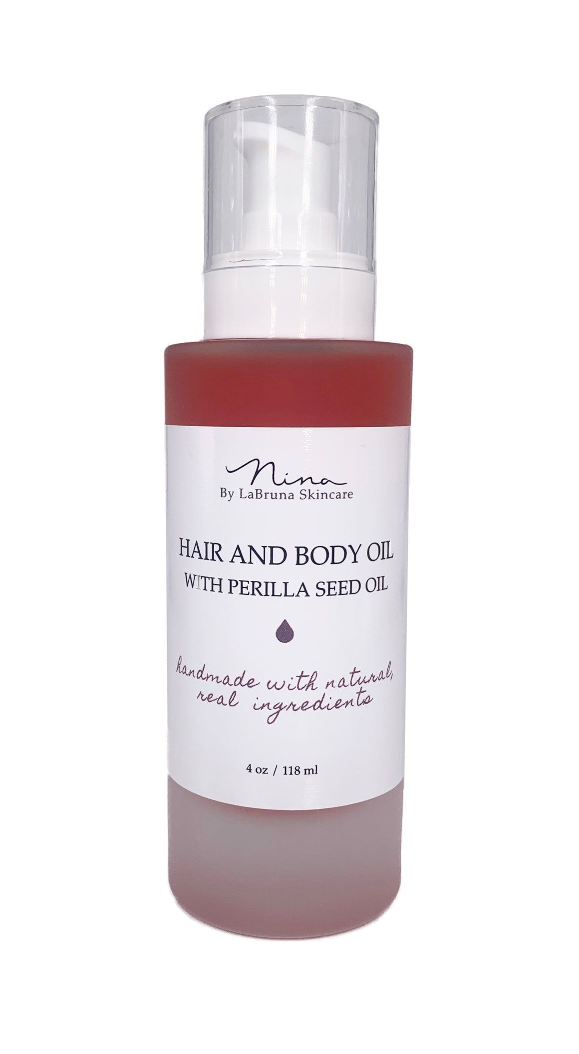 Hair and Body Oil with Perilla Seed Oil