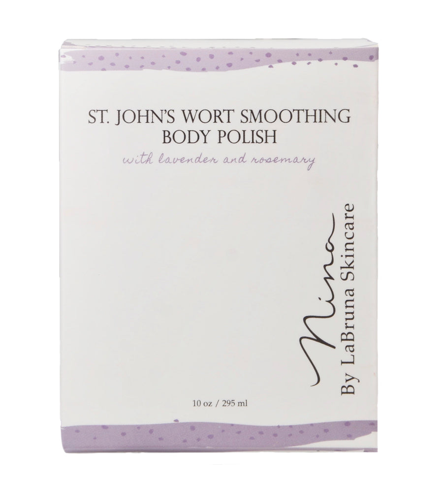 St. John's Wort Smoothing Body Polish w/ Lavender Rosemary