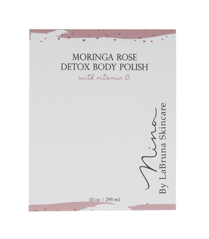 Moringa Rose Body Polish Box