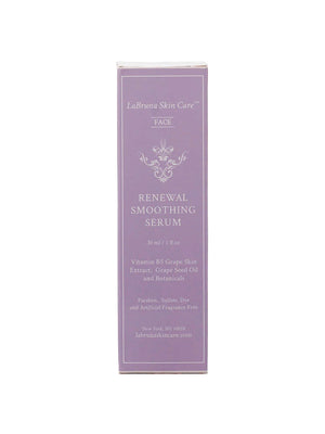 Renewal Smoothing Serum box