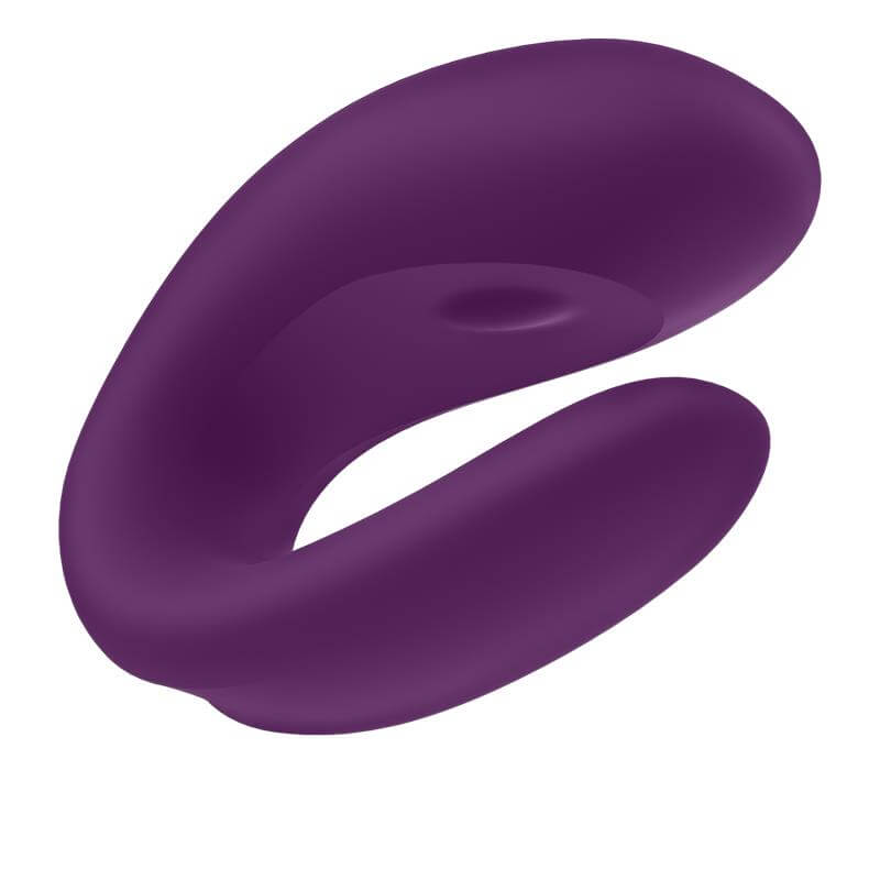 Satisfyer Double Joy Con App Violeta