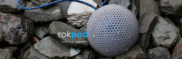 Parlantes Boompods | Rokpod