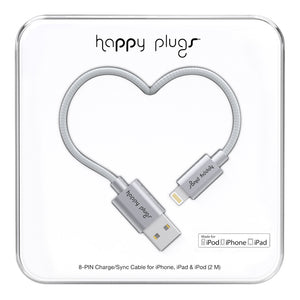 Cable Lightning iPhone / iPhone / iPad | Happy Plugs