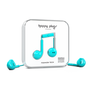 Auriculares Happy Plugs | Earbud Plus