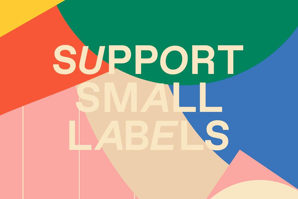 Support Small Labels