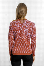 FORGET ME DOT (#1002) - Pullover
