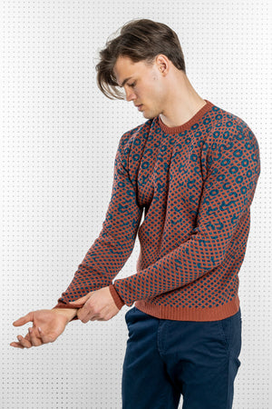 ON THE DOT (#1001) - Pullover