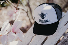 Load image into Gallery viewer, Bee Amazing Trucker Hat