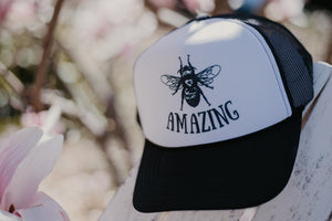 Bee Amazing Trucker Hat
