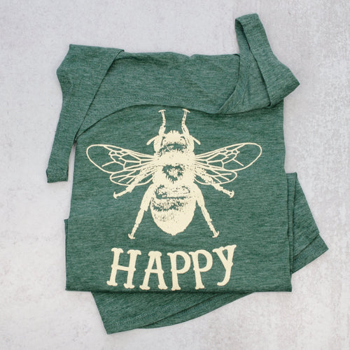 green bee happy tank