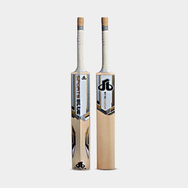 Sports Blue Cricket Bat -EW (Grade 1 premium) Echo Reserve