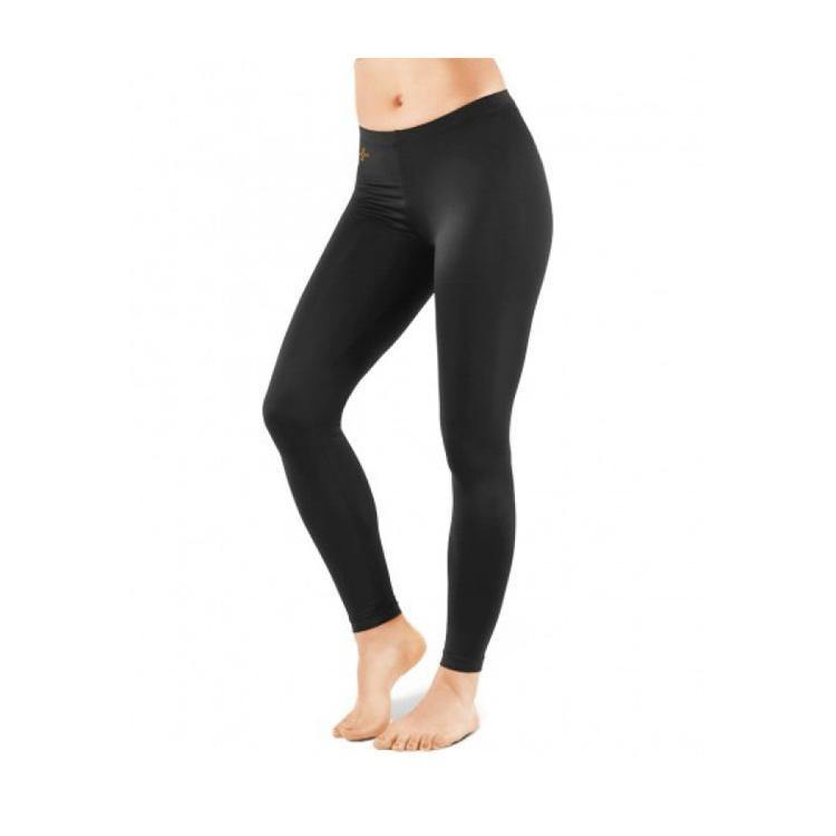 Sports Blue - Womens Running Compression tights - Sports Blue