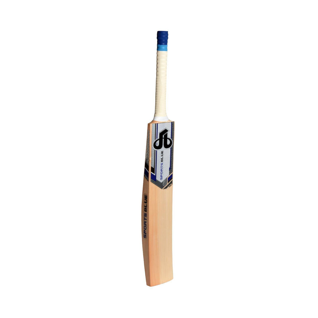 Sports Blue Cricket Bat -EW (Grade 1 player's) Echo Pro Combo (Bat+Pad+ Gloves) - Sports Blue