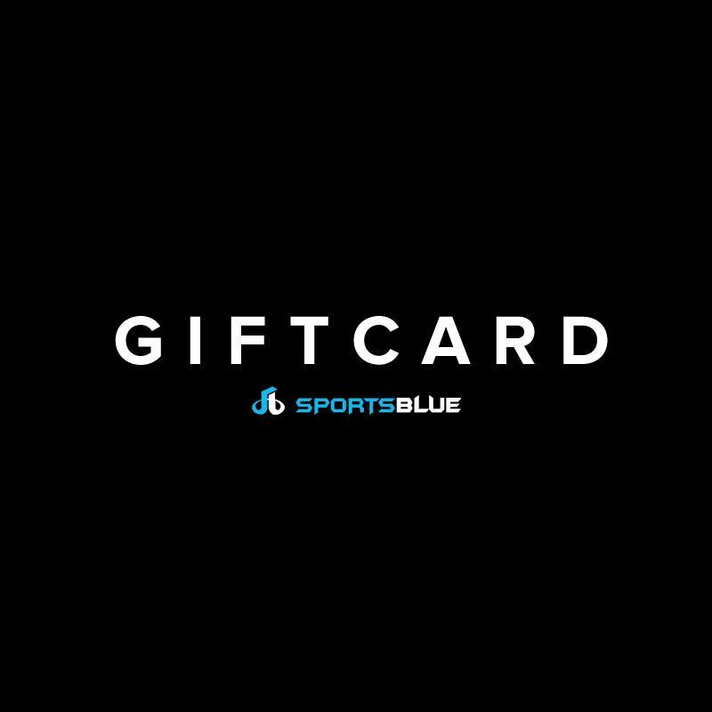 Gift Card - Sports Blue