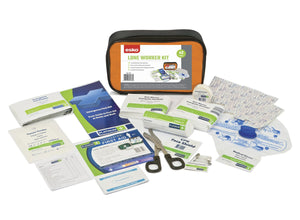 First Aid Kit 42 piece Loan worker