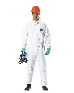 Spraysuit 380 coverall laminate white CAT III 2XL