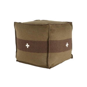 SWISS ARMY POUF SMALL