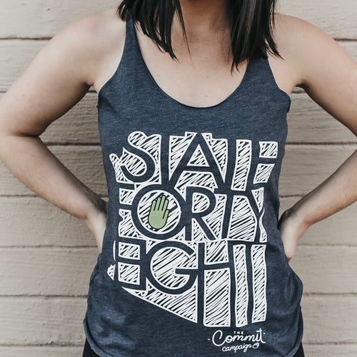 Gray State Forty Eight - Women's Tank