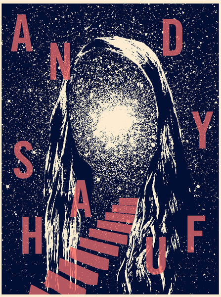 2017 Contemporary Music Poster, Andy Shauf