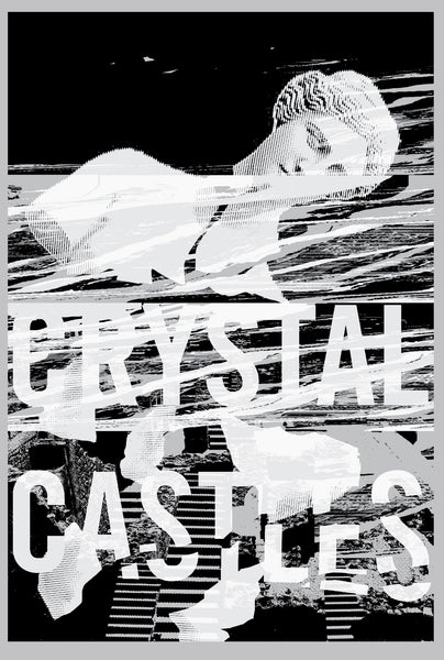 2017 Contemporary Music Poster - Crystal Castles