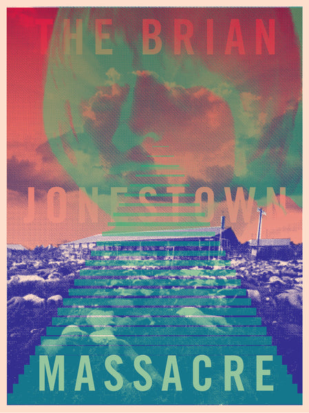 2016 Contemporary Music Poster - Brian Jonestown Massacre