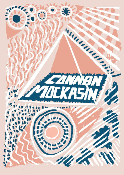 2014 Contemporary Music Poster, Connan Mockasin