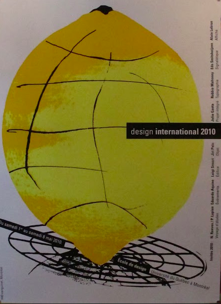 2010 Original Poster Design International - Alfred Halasa