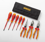 Fluke 8 Piece 1000V Insulated Hand Tools Starter Kit IKST7