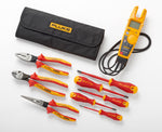 Fluke T6-1000 Electrical Tester + Insulated Hand Tools Starter Kit IBT6K