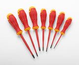 Fluke Insulated 7 Piece Screwdriver Kit