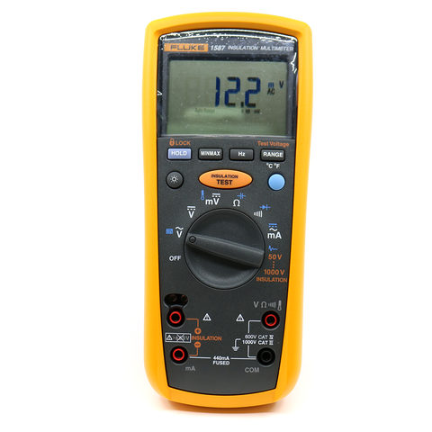 [Ex-Demo] Fluke 1587 Insulation Multimeter